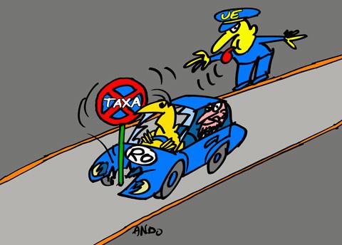 ANDOgrafia Zilei - Accident cu victimă / sâmbătă 08 martie 2008
