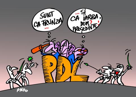ANDOgrafia Zilei - Bătălie istorică / luni 26 mai 2008