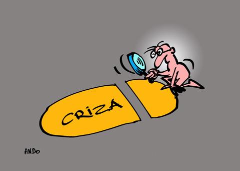 ANDOgrafia Zilei - Pe urmele crizei / miercuri 10 iunie 2009