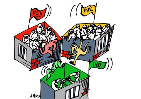 ANDOgrafia Zilei - Evadaţii / marţi 16 martie 2010