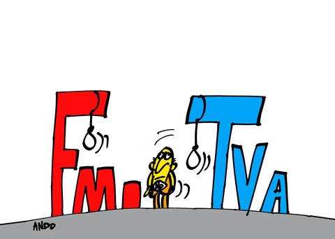 ANDOgrafia Zilei - Dilema lui Băsescu / luni 24 mai 2010