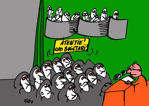 ANDOgrafia Zilei - Rău de înălţime / luni 03 ianuarie 2011