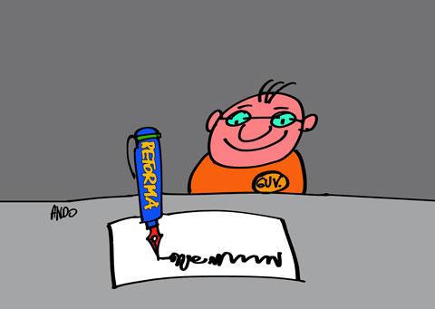 ANDOgrafia Zilei - Program guvernamental / vineri 03 iunie 2011