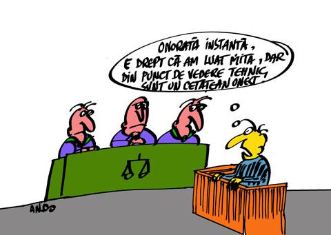 ANDOgrafia Zilei - Argument / miercuri 22 iunie 2011