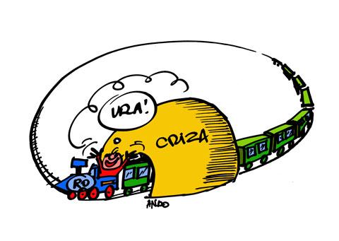 ANDOgrafia Zilei - Ieşirea din criză / vineri 08 iulie 2011