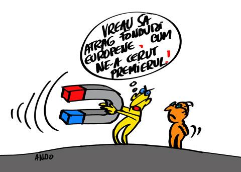 ANDOgrafia Zilei - Dacă-i ordin... / miercuri 27 iulie 2011