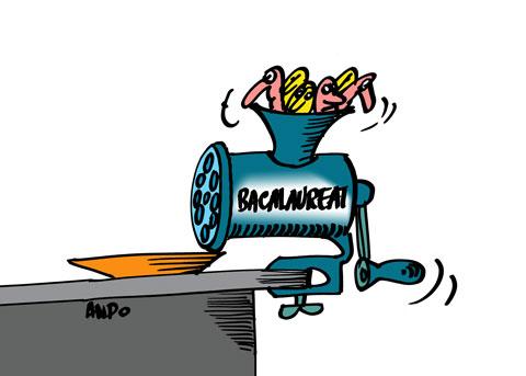 ANDOgrafia Zilei - Examinare exigentă / luni 29 august 2011