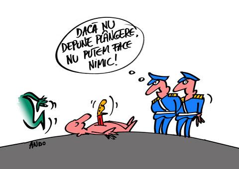 ANDOgrafia Zilei - Litera legii / marţi 11 octombrie 2011