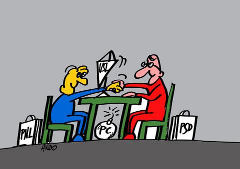 ANDOgrafia Zilei - Bombă cu ceas / miercuri 26 octombrie 2011