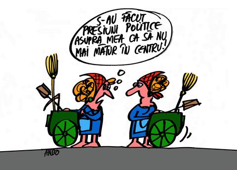 ANDOgrafia Zilei - Hărţuire / joi 27 octombrie 2011