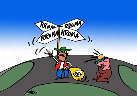 ANDOgrafia Zilei - Toate drumurile / vineri 28 octombrie 2011