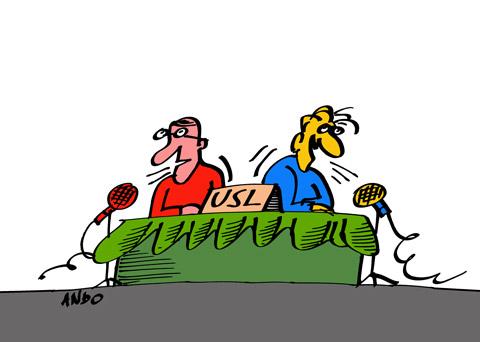 ANDOgrafia Zilei - Vocea Opoziţiei / marţi 06 decembrie 2011