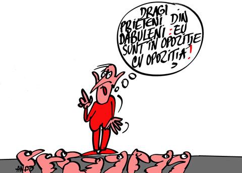 ANDOgrafia Zilei - Proclamaţia de la Dăbuleni / vineri 16 decembrie 2011