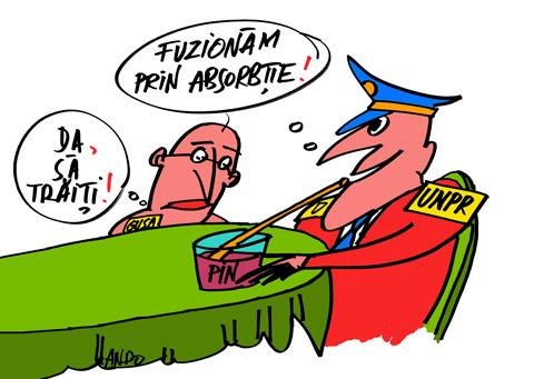 ANDOgrafia Zilei - Aritmetică: UNPR + PIN = UNPR / luni 19 decembrie 2011