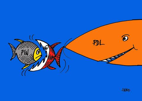 Fabulă piscicolă - color